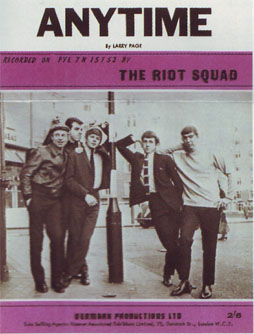 Riot Squad, The - Anytime